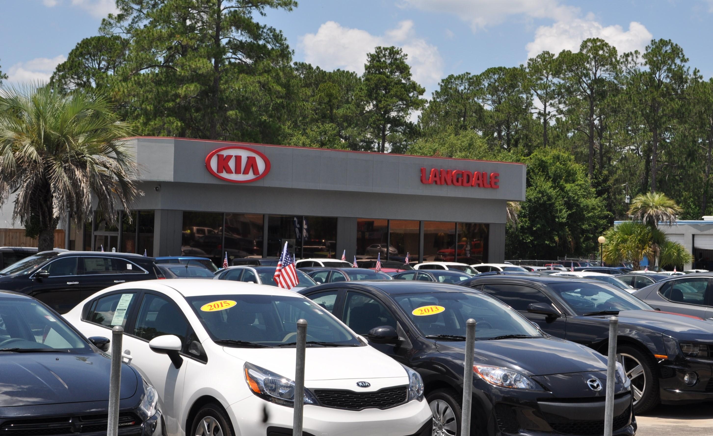 Langdale kia of valdosta langdale capital assets for Honda dealership valdosta ga