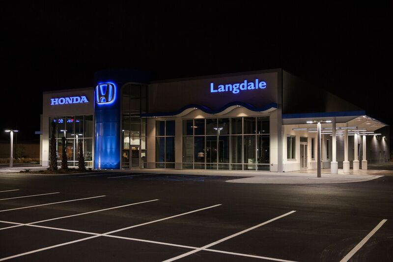 Good Langdale Honda Of Valdosta